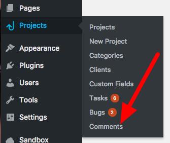 Reorganizing a WordPress Admin menu